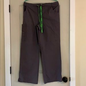 CROCS medium scrub pants